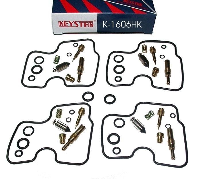 Honda xl500s Année de construction 79-81 kit KEYSTER Carburateur Kit d/'étanchéité Kit de réparation pd01
